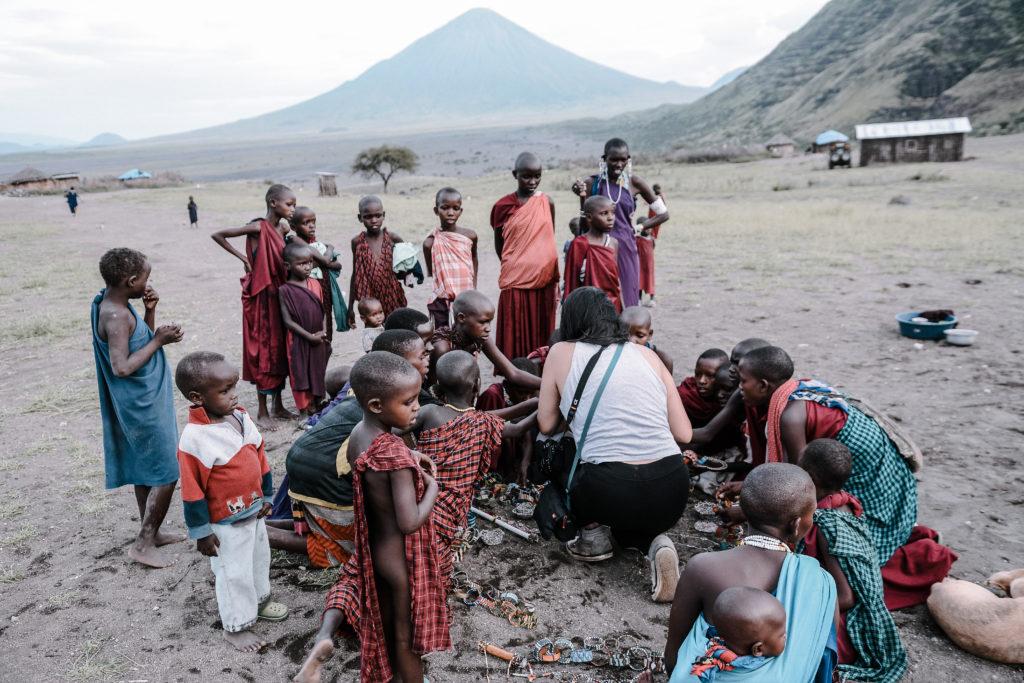 Safari Lago natron - Africaatumedida