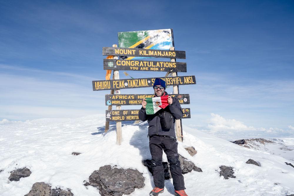 4 rutas principales para subir Monte Kilimanjaro