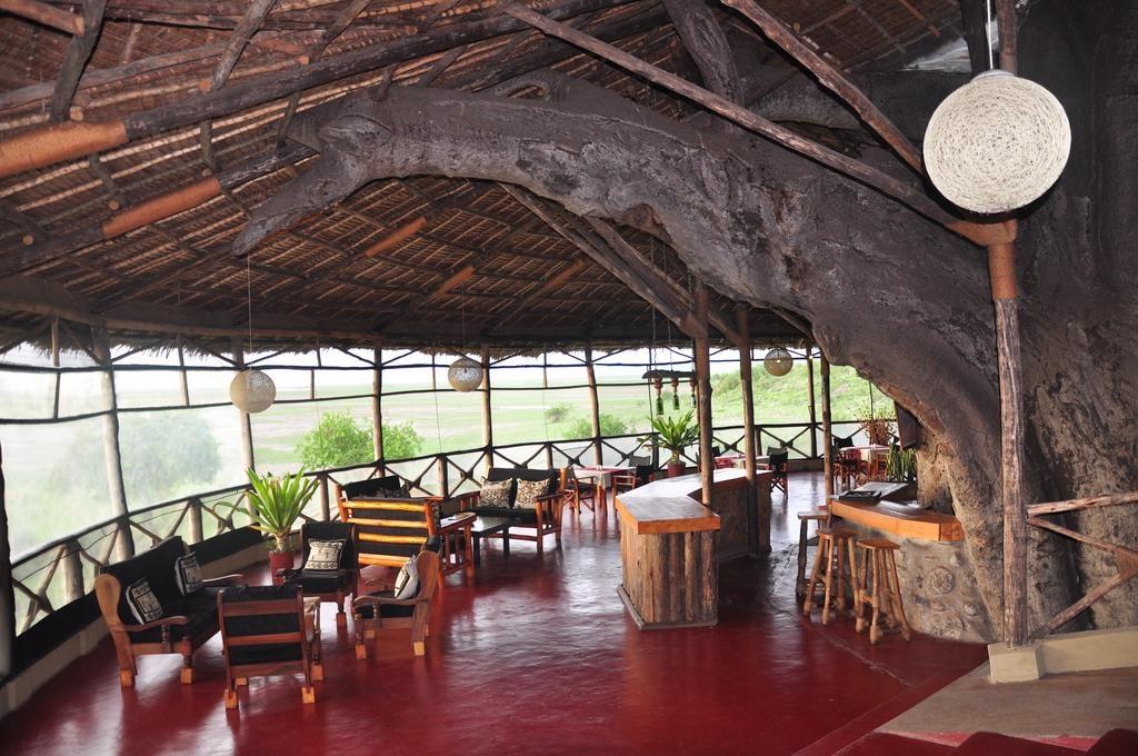 Hotel Budurika Baobab - Hotel Tarangire - Africaatumedida