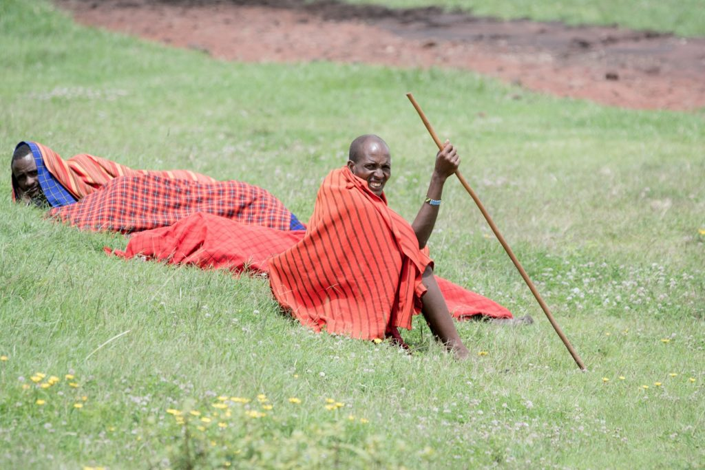 Masa en Ngorongoro