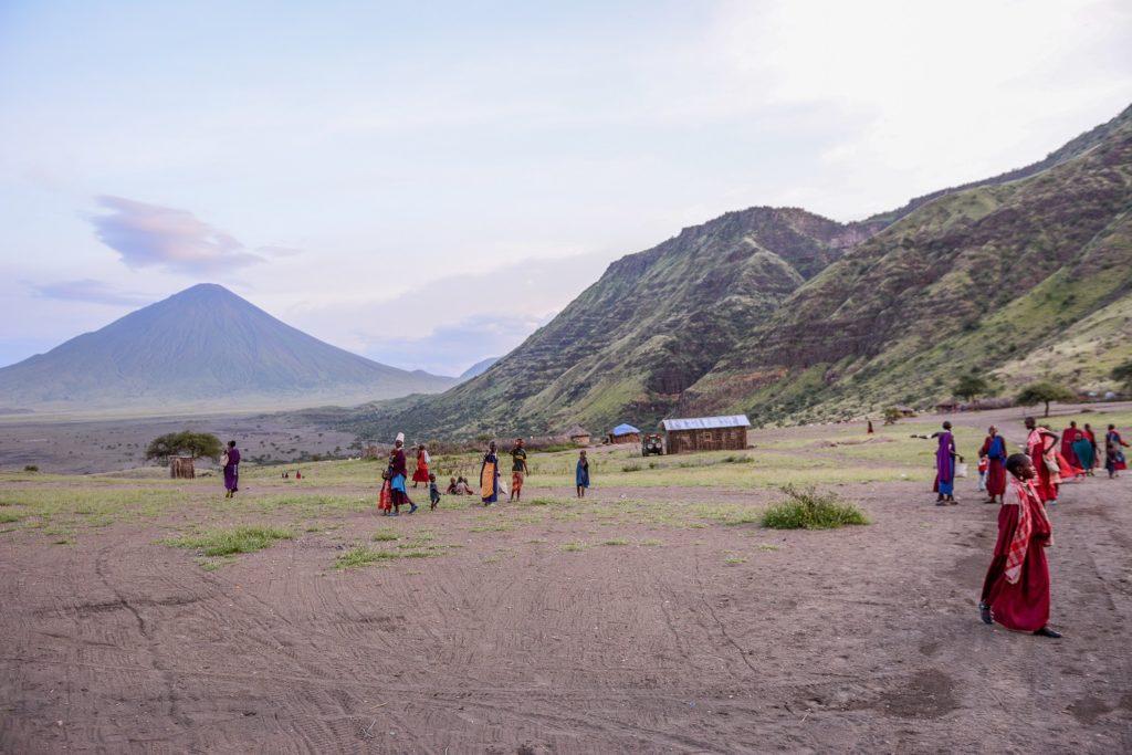Tanzania-Oldupai - Africaatumedida