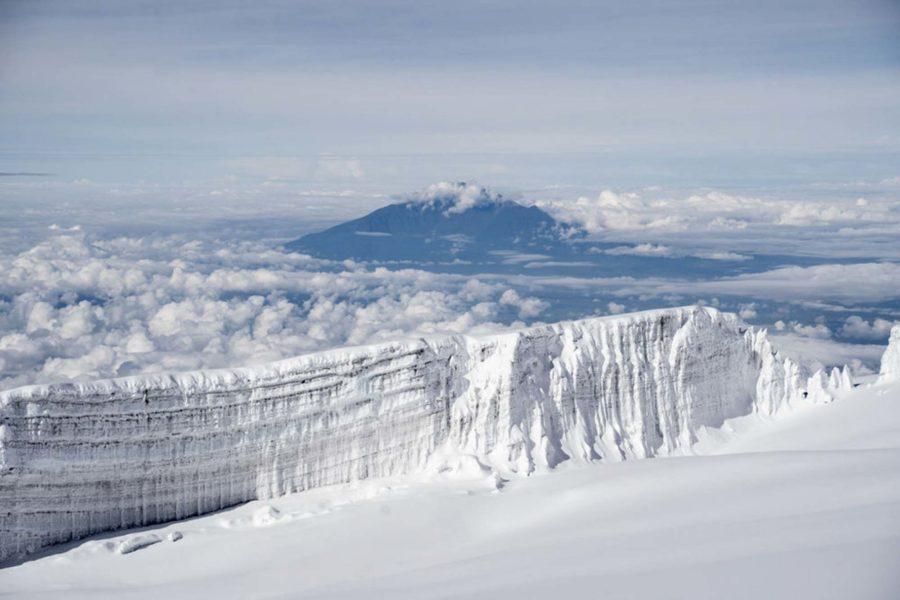 Ascension Monte Meru Tanzania