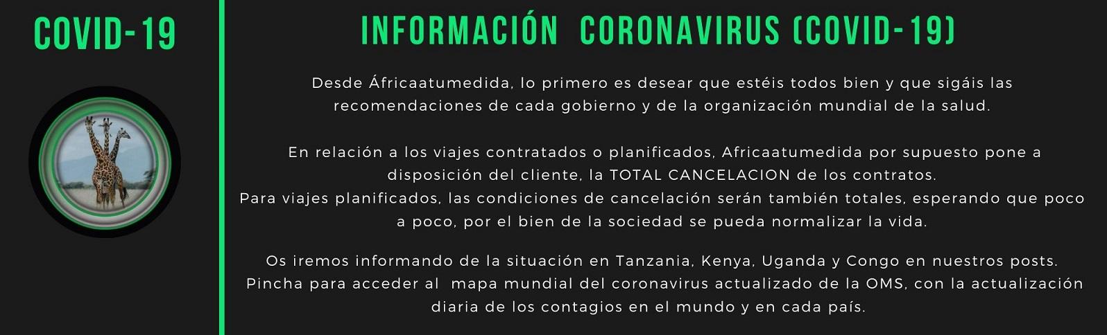 coronavirus Tanzania