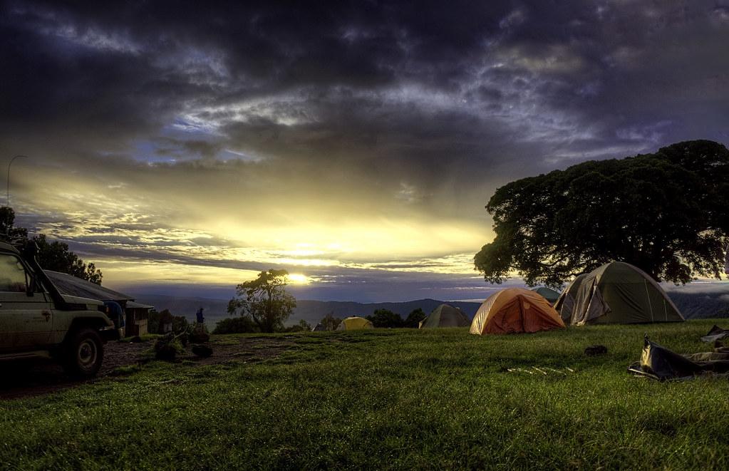 Simba campsite ngorongoro - africaatumedida