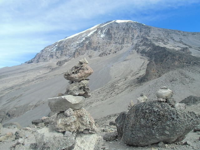 Aclimatación y mal de altura en Monte Kilimanjaro en Tanzania