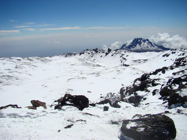 Cuando dinero cuesta subir Kilimanjaro