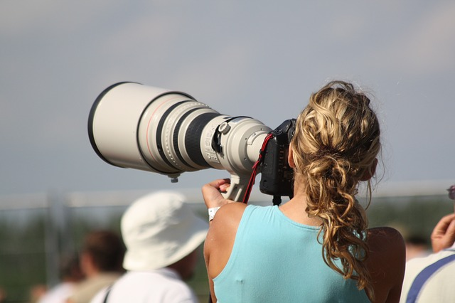 Objetivos de fotografia para safari