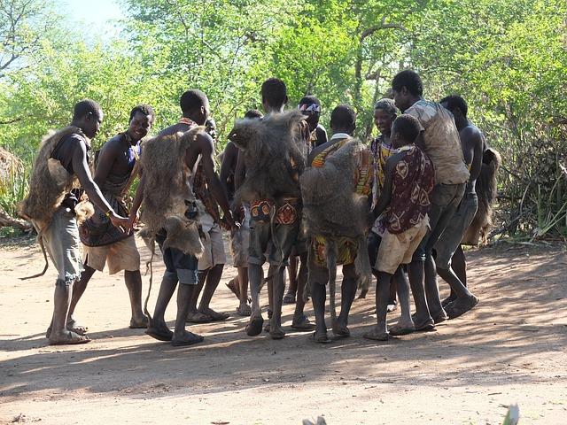 Tribu Datoga en Tanzania