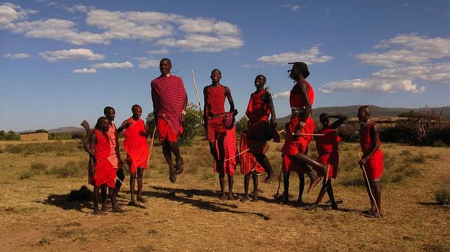 Conoce las tribus de Kenia