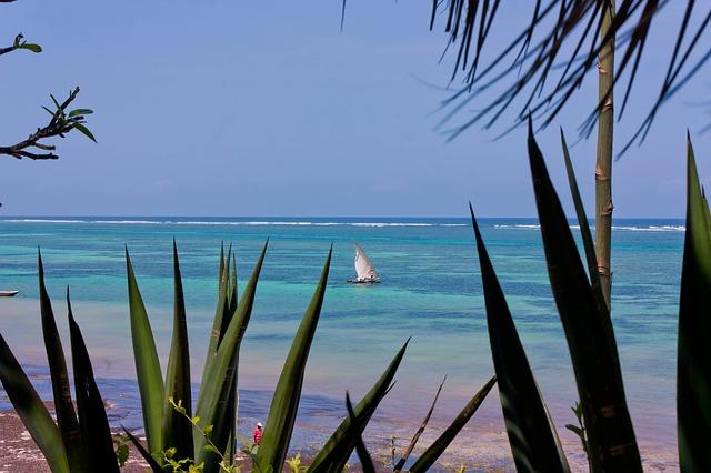 Playas de Kenia