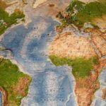 Mapa Africa climatología